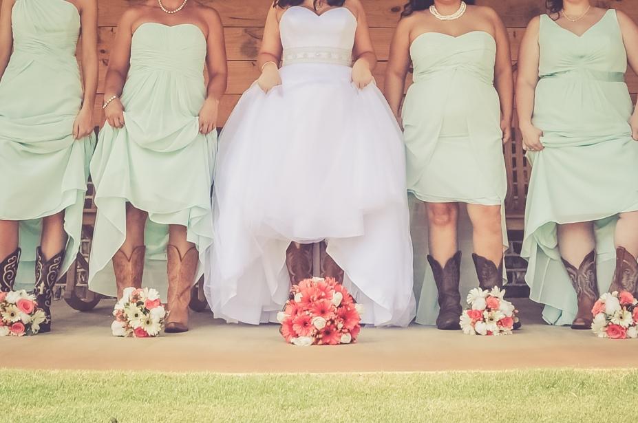 B's wedding