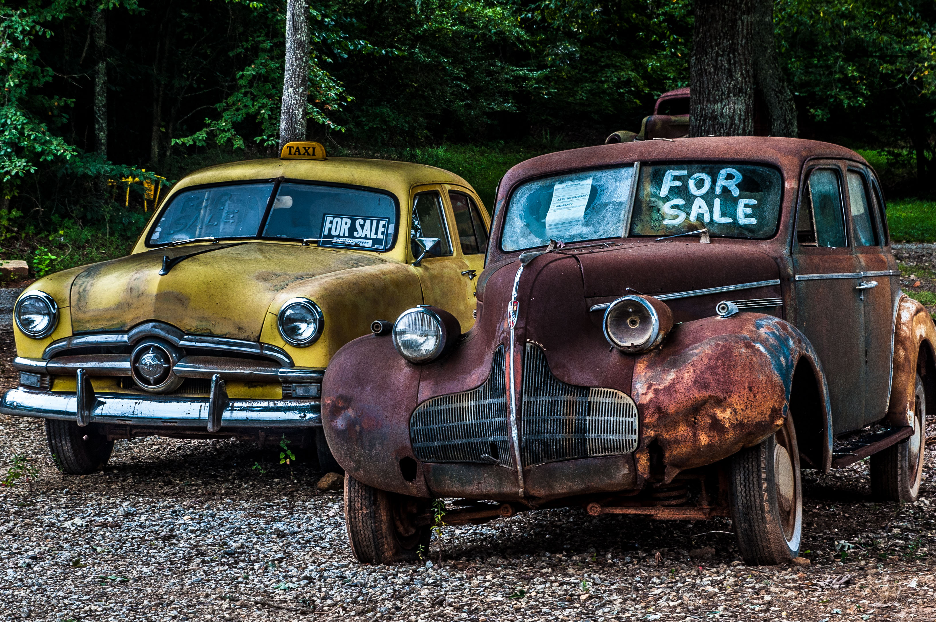 Highlands, NC – Full Tank of Gas and the Money out the Mattress
